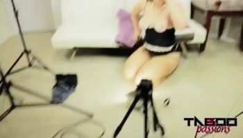 Wicked hotty gets punished